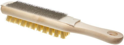 PFERD 17147 File Card With Nylon Brush