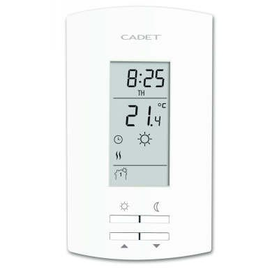 Honeywell Digital Programmable Line Volt Thermostat - Cadet - TL8230A1003/U TL8230-c2