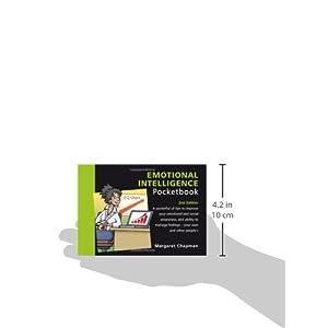 Emotional Intelligence Pocketbook Paperback – 29 Jun. 2011