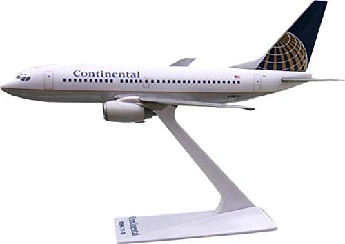 (Boeing 737-700 Continental Airlines 1/200 Scale Model by Flight Miniatures)
