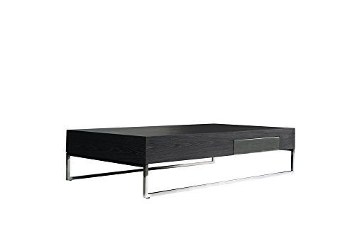 Limari Home LIM-73896 Diana Coffee Table, Gray