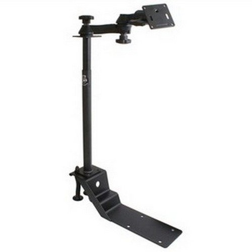 RAM Mounts (RAM-VBD-101-2461-GEO1) Universal Drill-Down Laptop Mount with 12'' Male and 18'' Female Tele-Pole. Swing Arm Connects to 75 mm X 75 mm Vesa Plate. by RAM MOUNTS
