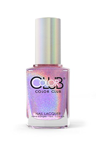 Color Club Halographic Hues Nail Polish, Halo, Graphic, .05 Ounce