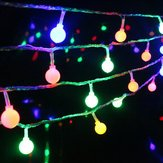 Led 100 Micro Icicle Light String - 9