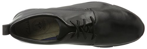 ClarksTynamo Walk - Zapatillas Hombre Negro (Black Leather)