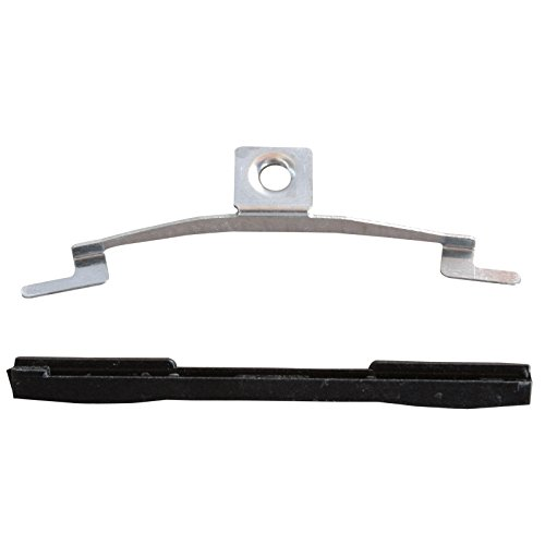 (Bross BSR36FBA 2 Sets Sunroof Shade Guide Rail Clips Slider Brackets for VW Jetta Golf GTI MK4 Beetle Passat)