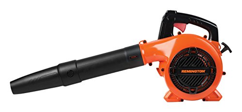 Price comparison product image Remington RM125 180 MPH 400 CFM 2-Cycle 25cc Gas Handheld Leaf Blower