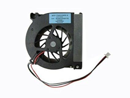 Looleking CPU Cooling Fan For Toshiba Satellite A10 Series A15 Series Satellite Pro A10 Series Tecra A1 Series Laptop