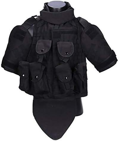 HYYBX-99 Taktische Weste Tactical Vest, Feld Kampfschutzweste Molle-System Wild Adventure Airsoft Jagd Tactical - Außen Modular Chest Set - 900D Oxford Fabric Outdoor