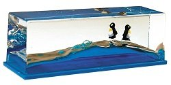 Wave Paperweight - Penguin
