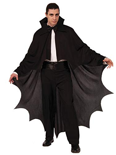 (Forum Novelties, Inc Unisex-Adult Adult Vampire Bat Cape)