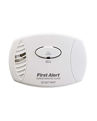First Alert CO400 Carbon Monoxide Alarm, Battery (Co2 Alarm)