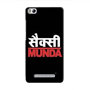 Cover It Up - Sexy Munda Mi4i Hard Case