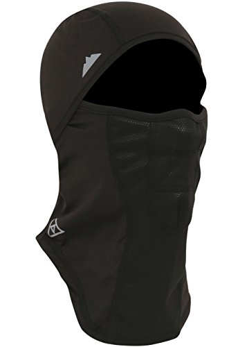 Balaclava - Windproof Ski Mask & Outdoor Hood for Skiing, Snowboarding, Riding & Outdoor Sports. Ultimate Thermal Retention & Moisture Wicking with Performance Polyester & Spandex Construction (Running Hood compare prices)