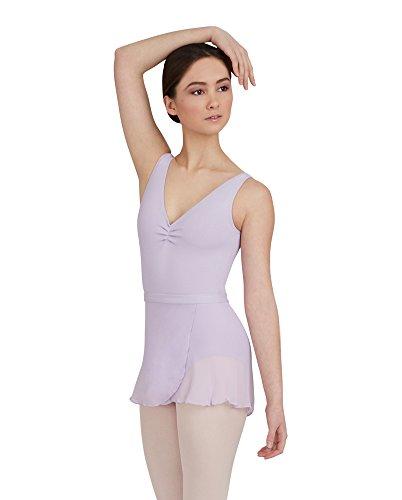 Lavender Wrap Skirt - 1