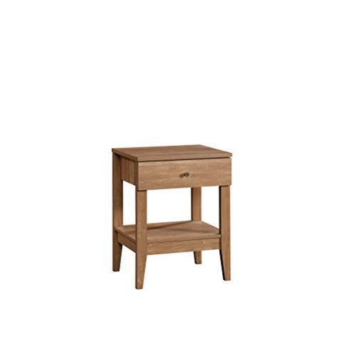 Cheap Sauder 419621 Side Table, Fine Walnut Finish