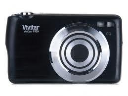 Vivicam S525 Digital Camera: 16.1 MP, 5X Optical Zoom