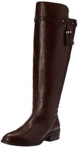 Marsalis Da Donne Delle Equitazione Scuro Ralph Lauren Stivali Marrone Lauren F5FqYwSrx