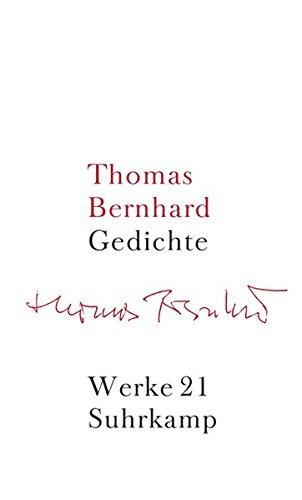 Werke in 22 Bänden: Band 21: Gedichte