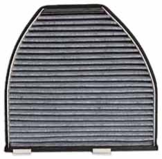 TYC 800186C Mercedes Benz C Class Replacement Cabin Air Filter