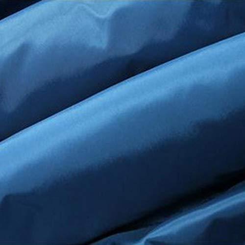 Zippé Manteau Manches Pour Capuche Bleu Hommes À Manteaux Coorun Ciel Longues OxXBHwpqOd