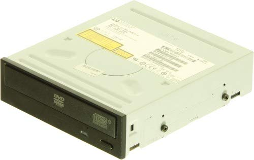 (HP 419497-001 SATA CD-RW-DVD-ROM combo drive - 48X-max CD-R write, 32X-max CD-RW write, 48X-max CD-ROM read, 16X-max DVD-ROM read - Half height drive with Carbon Black faceplate )
