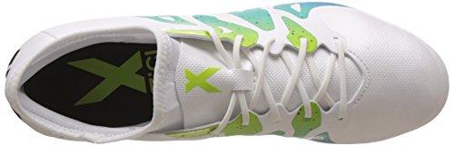 Adidas Mens X15 Us9.5 Bianco