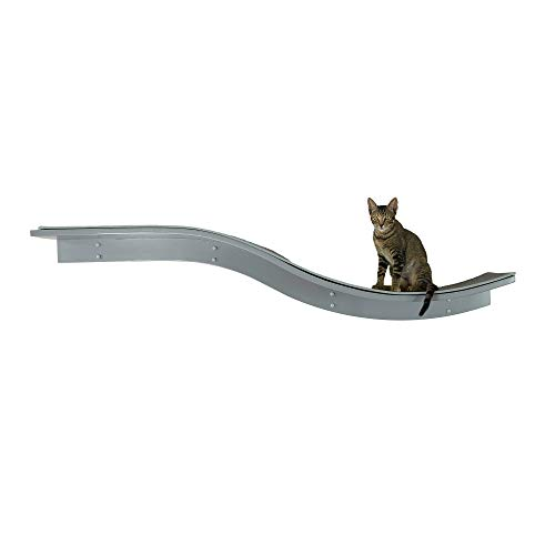 The Refined Feline Lotus Branch Cat Shelf