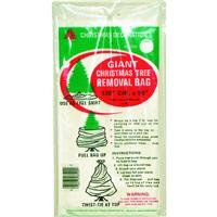 Dyno Seasonal Solutions Giant Tree Removal Bag Fits Trees Up To 10' Tall Bag Size Is 108