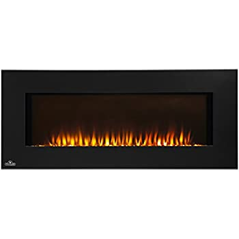 Amazon Com Napoleon Efl42h Linear Wall Mount Electric Fireplace 42