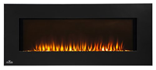 Napoleon EFL42H Linear Wall Mount Electric Fireplace, 42-Inc