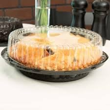 High Dome Container KitchenDance Combo Pack of Pie Pans with Carriers- 9 Pie pans , 10 Pack of pans and containers WJ43