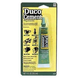 Devcon DUCO Cement, Tube, 62435, 1 Oz. Tube (Pack of 15)