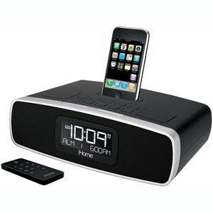 iHome Alarm Clock Presets iPhone