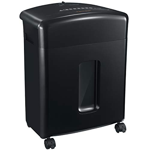 Top paper shredder for home use