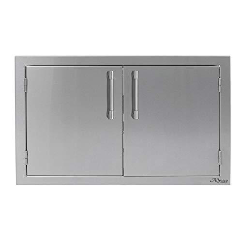 Alfresco 30″ Wide Double Access Doors Model AXE-30 AXE 30