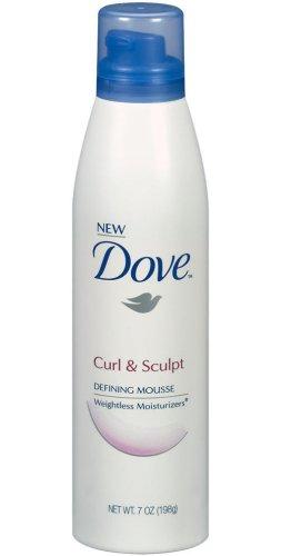 Dove Damage Therapy Curl & Sculpt Defining Mousse, 7
