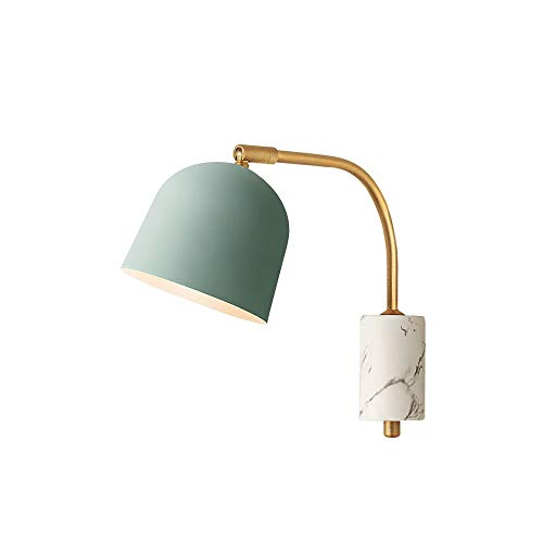 Lyuez Rotatable Wall Light Bright Line Bedroom Bedside Lamp Simple Design Long - Bathroom Switch Rocker Mirrors