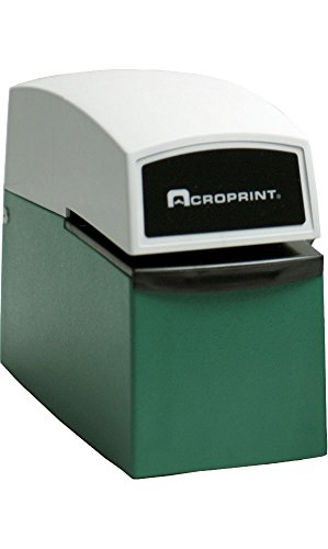 Acroprint ET Heavy Duty Document Stamp Time Clock