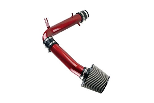 Spyder Cold Air Intake (Red) - 01- 03 Acura CL 3.2 3.2L V6 Base Model ()