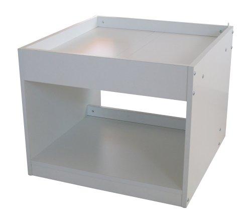 Gemeinsame Unterbausockel universal für Waschmaschine und Trockner 52cm hoch @PK_32