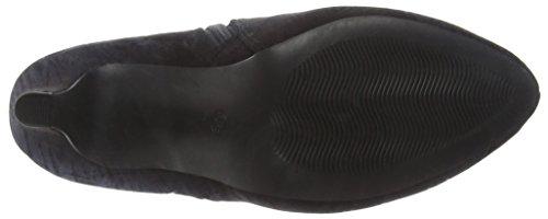 Marco Tozzi Damen 25319 Chelsea Boots Schwarz (Black 001)