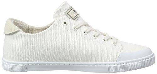 tennis Mozzo Bianco Bouman Scarpe 111 Donne C16 Bianco Wht Da Ginnastica Delle qf86F
