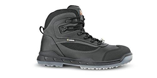Chaussures de sécurité JALCELEST SAS ESD cuir noir - JEJ12 - 42