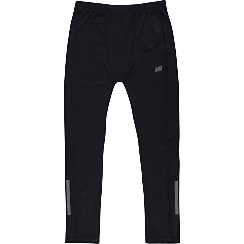New Balance Big Boys' Performance Tight, Black, (And 1 Athletic Pants)