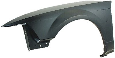 OE Replacement Ford Mustang Front Driver Side Fender Assembly (Partslink Number - 2002 Electric Guitar