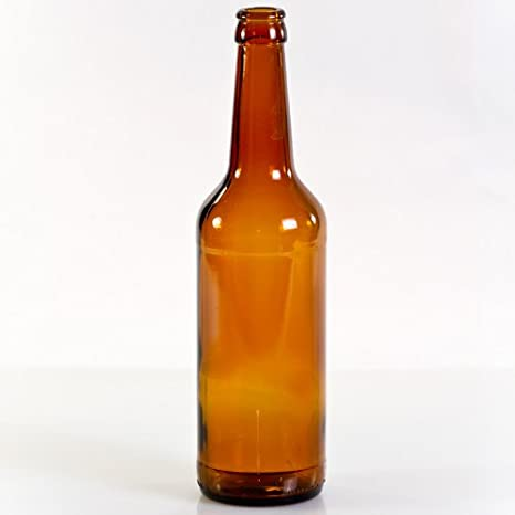 "0,5 litros reutilizables marrón mehrwegflasche de cristal ""Longneck cerveza botella para"