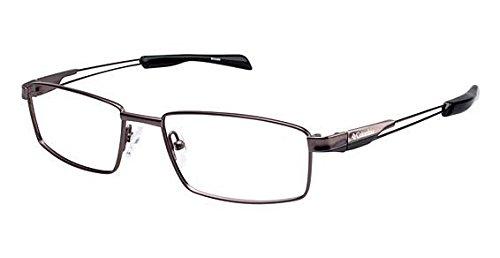 Columbia POWELL LAKE Eyeglass Frames - Frame GUNMETAL/BLACK - Glasses Columbia Frames