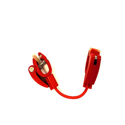 Lucky Bums Easy Wedge Ski Connector, Red by Lucky Bums