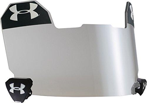 Under Armour Standard Football Helmet Visor, Clear
